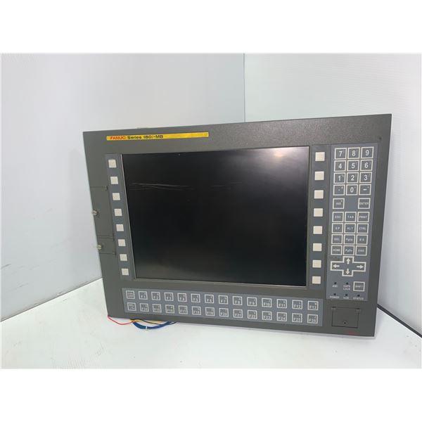 FANUC A13B-0196-B412 PANEL SERIES 180i-MB_WITH A08B-0084-C120/D HDD UNIT