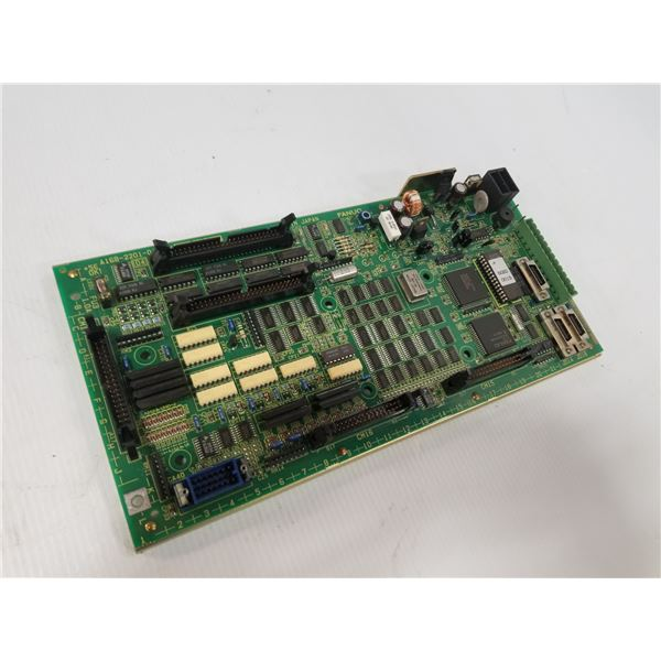 FANUC A16B-2201-0110 INTERFACE MODULE CIRCUIT BOARD