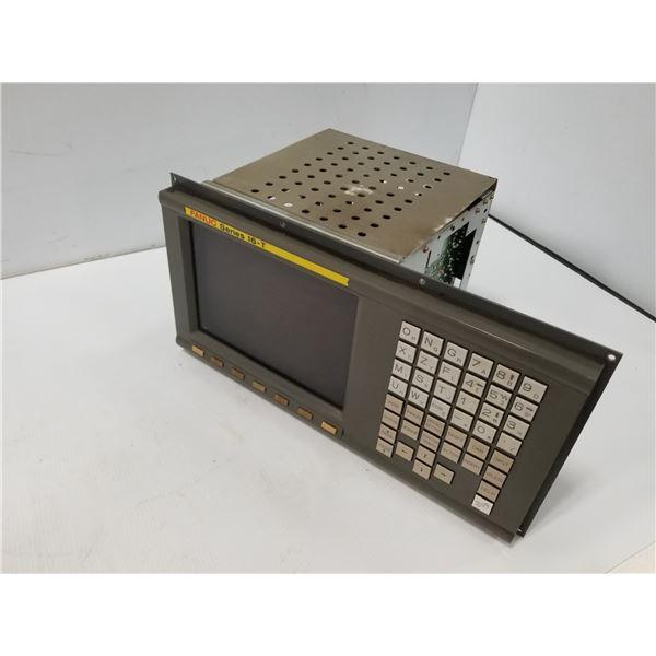"FANUC A02B-0120-C041/TAR 9"" CRT/MDI UNIT"