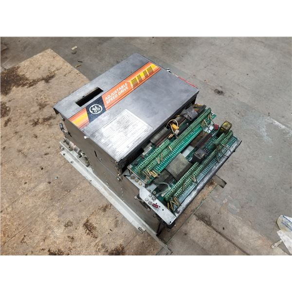 GE GE 7VGLY003CD01 VARIABLE SPEED DRIVE