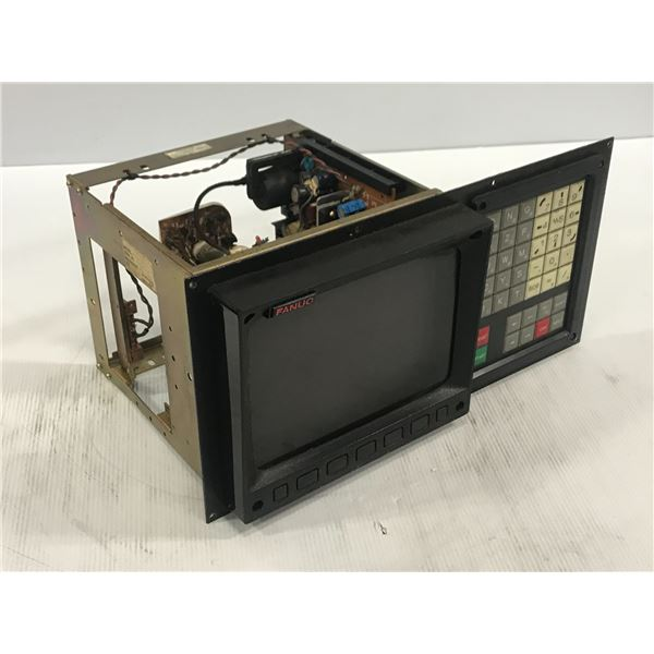 FANUC A02B-0072-C101 LCD/MDI UNIT