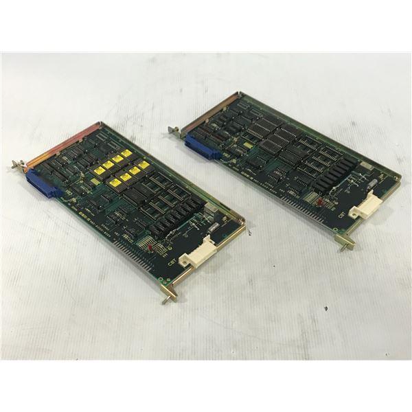 (2) FANUC A20B-0009-0940/07A CIRCUIT BOARD