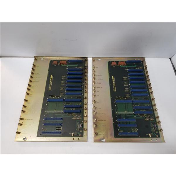 (2) FANUC A20B-1003-0230 BASE UNIT CIRCUIT BOARD