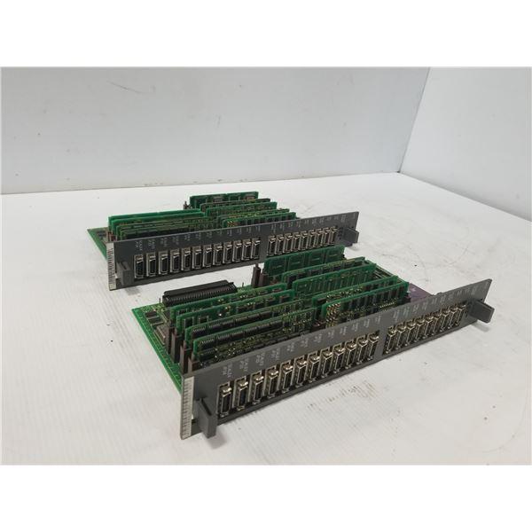 (2) FANUC A16B-2200-0900 MAIN CPU BOARD