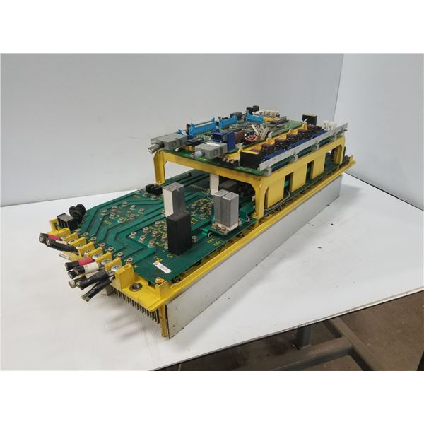 FANUC A06B-6064-H326#H550 AC SPINDLE SERVO UNIT