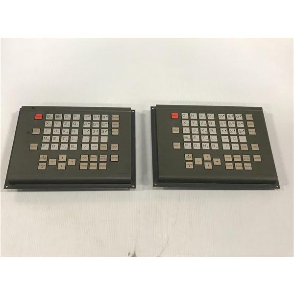 (2) FANUC A02B-0120-C122/MA MDI UNIT