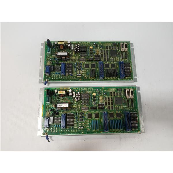 (2) FANUC A16B-3200-0230 PROCESS PC CIRCUIT BOARD