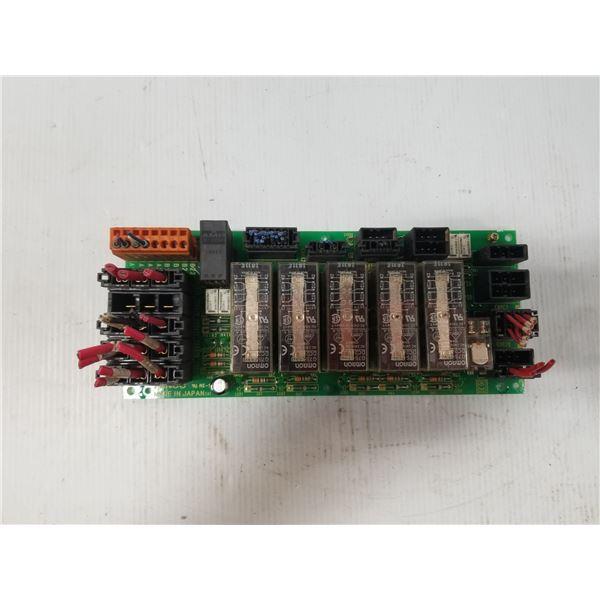 FANUC A20B-1007-0490/03A RELAY CIRCUIT BOARD