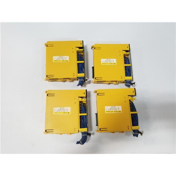 (4) FANUC A03B-0807-C161 MODULE