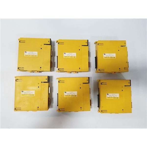 (6) FANUC A03B-0819-C011 MODULE