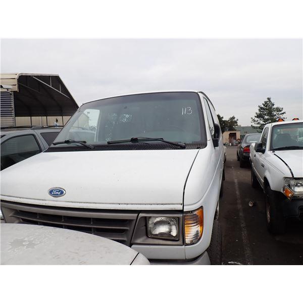 1996 Ford E-350 Super Duty