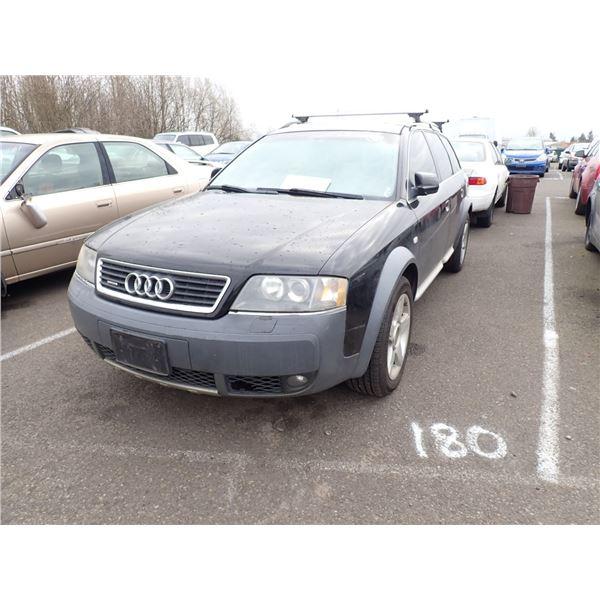 2004 Audi allroad quattro