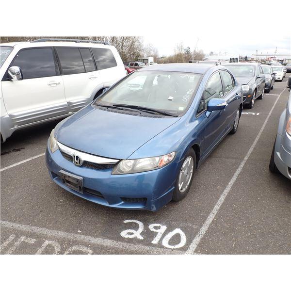 2009 Honda Civic Hybrid
