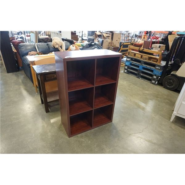 CUBICAL SHELF 44 INCHES TALL