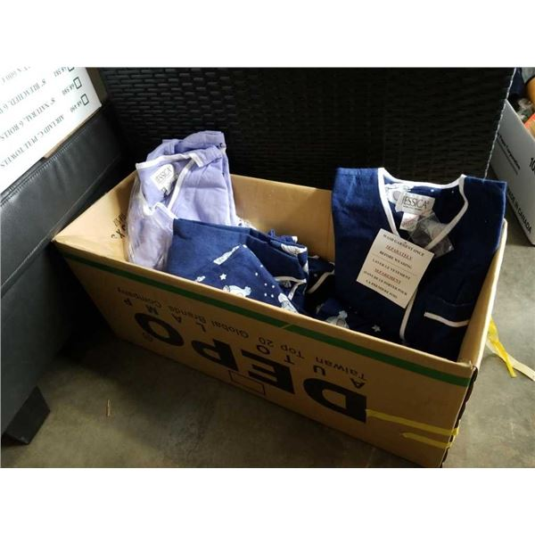 Box of new size 12 Jessica pyjamas
