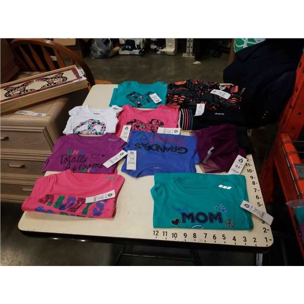Lot of brand new size 12 month -18 month clothing
