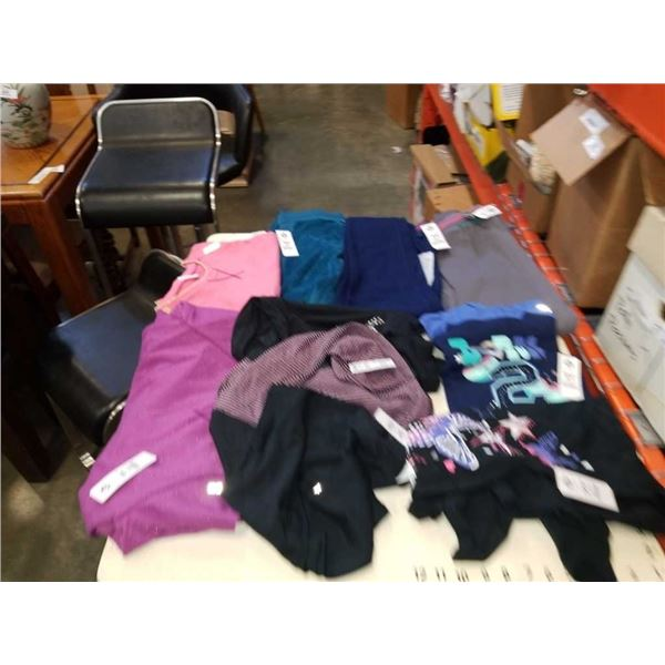 Lot of brand new size teen 12 clothing