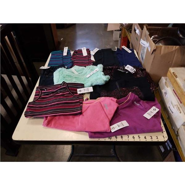 Lot of brand new size M(6-7yrs) clothing