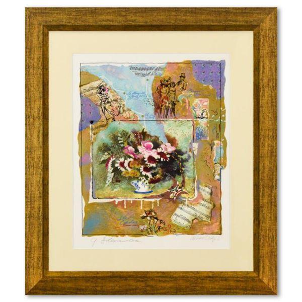 Alexander Galtchansky (1959-2008) & Tanya Wissotzky (1959-2006), Framed Limited Edition Serigraph, A
