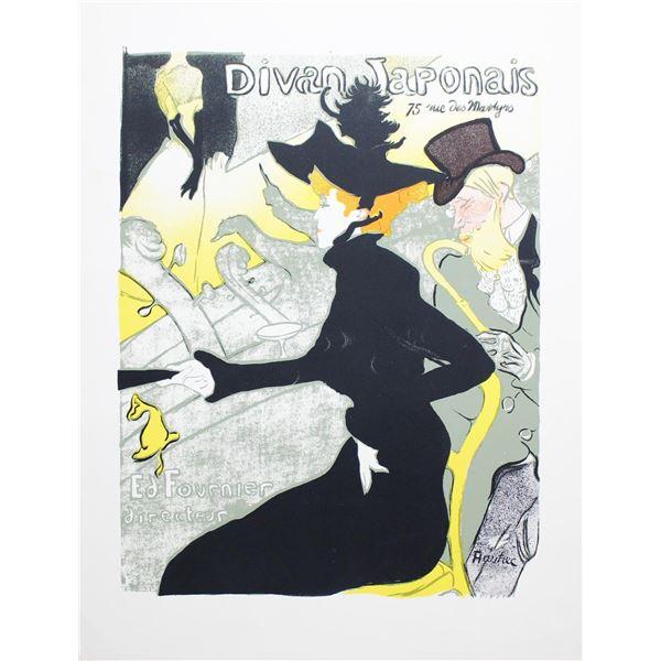 Toulouse Lautrec- Serigraph