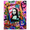 "Image 1 : Nastya Rovenskaya- Mixed Media ""Mona Lisa"""