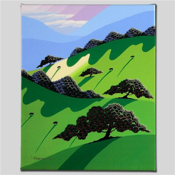 """""""Field of Dreams"""" Limited Edition Giclee on Canvas by Larissa Holt, Numbered and Signed. This piece"""