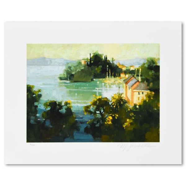 """Marilyn Simandle, """"Bellagio"""" Limited Edition, Numbered and Hand Signed with Letter of Authenticity."""