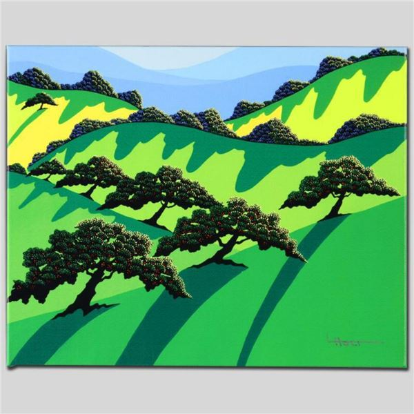 """""""A Gathering of Trees"""" Limited Edition Giclee on Canvas by Larissa Holt, Numbered and Signed. This p"""