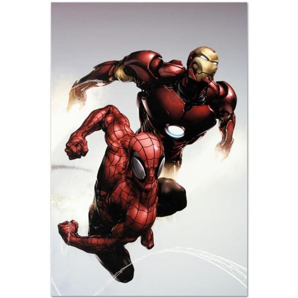 "Marvel Comics ""Carnage #1"" Numbered Limited Edition Giclee on Canvas by Clayton Henry with COA."