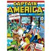"Marvel Comics ""Captain America Comics #1"" Numbered Limited Edition Giclee on Canvas by Jack Kirby (1"