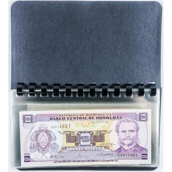 Currency Album World Notes Full