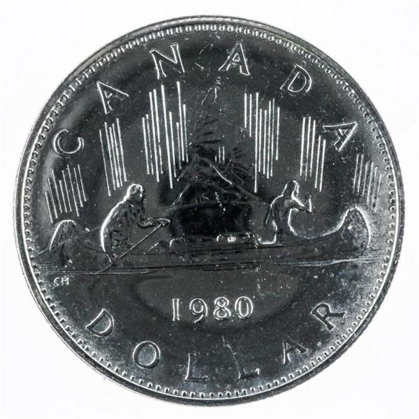 1980 PL Nickel Dollar