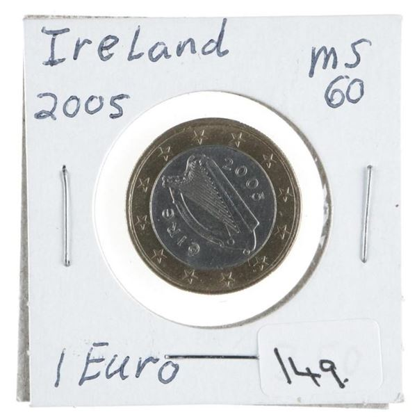 Ireland 2005 1 Euro MS60