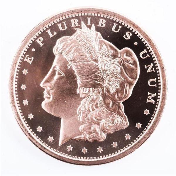 Liberty Head Copper Round 1oz .999 Fine