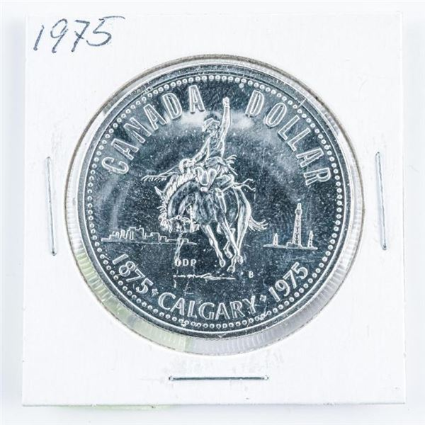 1975 Canada Silver Dollar