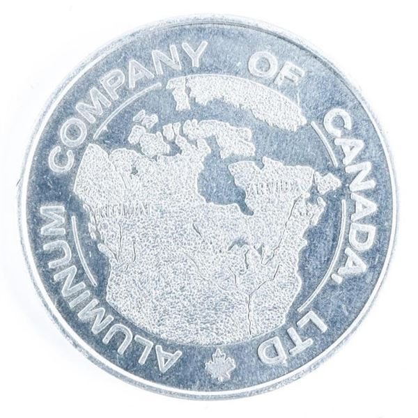 Token - Aluminum Co. of Canada 'Kitimat'