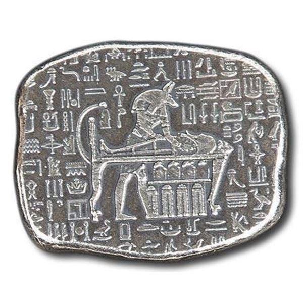 Egyptian Relic .999 Fine Silver Collector  Bullion 1oz ASW