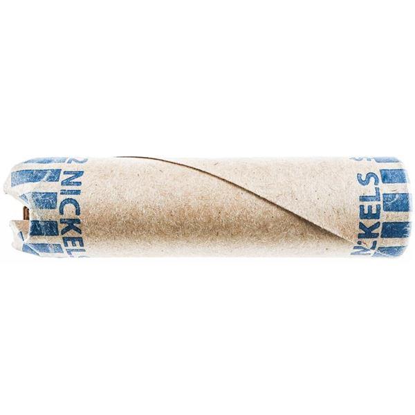 Roll USA Nickels