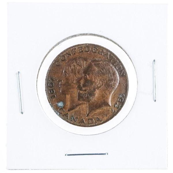 1867-1927 Confederation Bronze Medallion