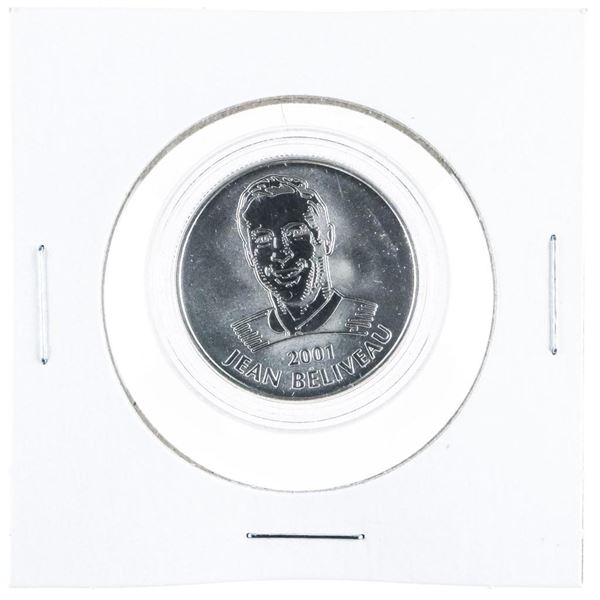 Jean Beliveau NHL All Star Medallion