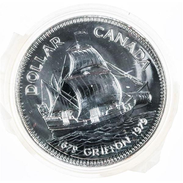 1979 Cased Silver Dollar
