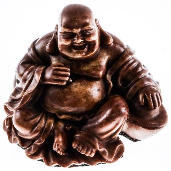 Handmade Laughing Buddha