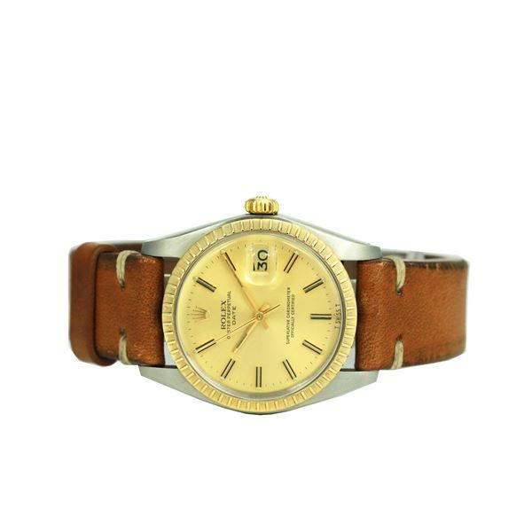Pre-Owned Men's Rolex Datejust 1601
