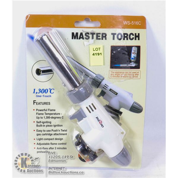 RIEGRO MASTER TORCH TOOL
