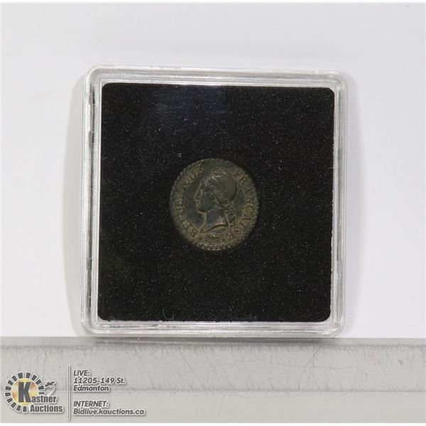 REPUBLIC OF FRANCE 1 CENTIME 1798