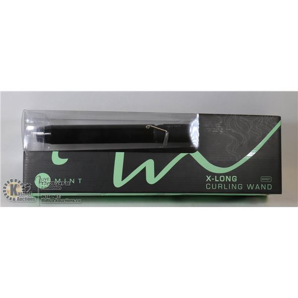 XLONG CURLING WAND