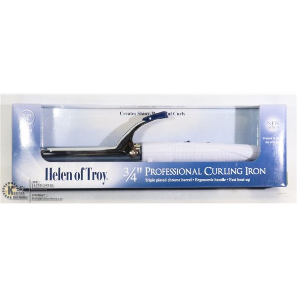 """HELEN OF TROY 3/4"""" PROFESSIONAL CURLING IRON"""