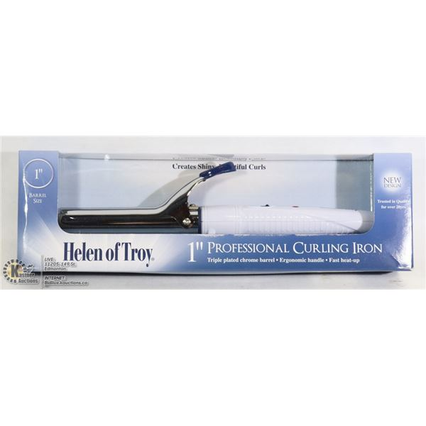 """HELEN OF TROY 1"""" PROFESSIONAL CURLING IRON"""
