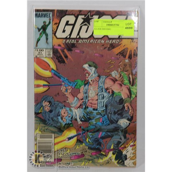 G.I.JOE ISSUE#41