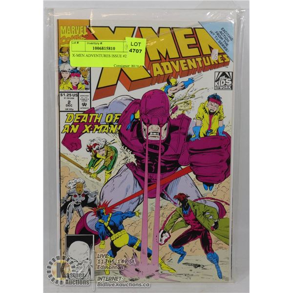 X-MEN ADVENTURES ISSUE #2